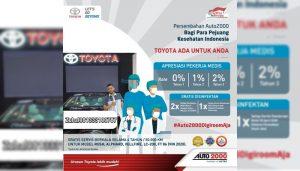 Promo Toyota Auto2000 Surabaya Juni 2020