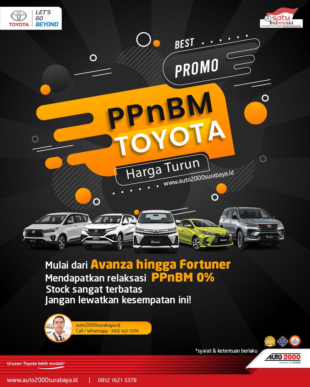 Promo PPnBM